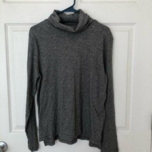 Madewell Gray Turtleneck NWOT